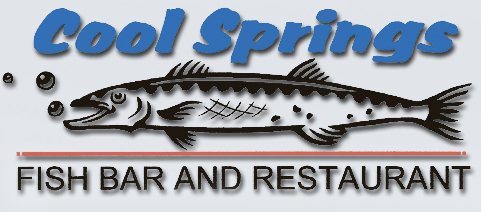 Cool Springs Fish Bar & Restaurant, Logo