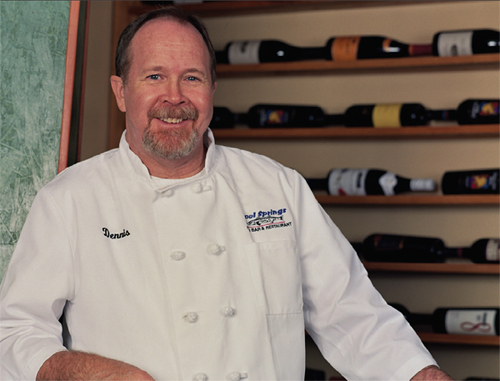 Chef/Owner Dennis J. Forbes